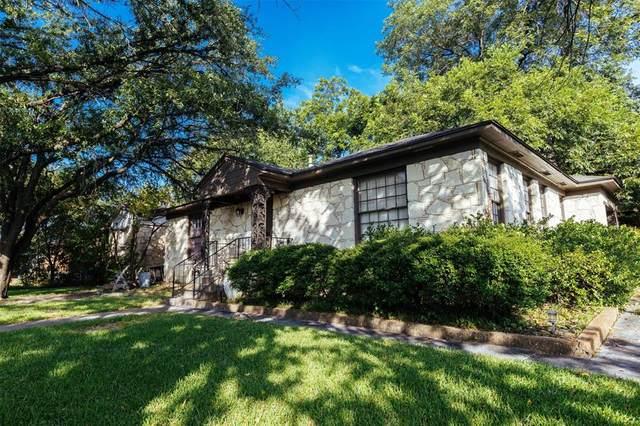 6931 E Grand Avenue, Dallas, TX 75223 (MLS #14634844) :: The Star Team | Rogers Healy and Associates
