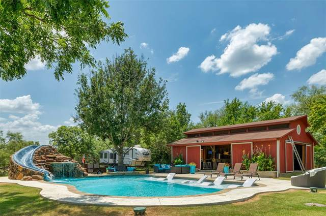 1400 County Road 529, Burleson, TX 76028 (MLS #14634955) :: Real Estate By Design