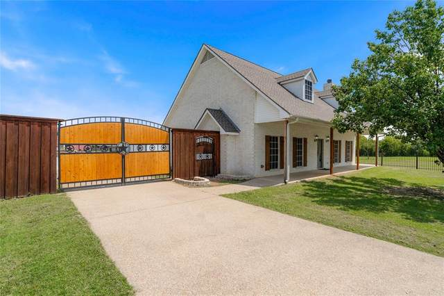312 Berry Drive, Haslet, TX 76052 (MLS #14634993) :: The Rhodes Team