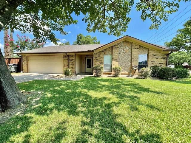 300 Valentine Lane, Wylie, TX 75098 (MLS #14635007) :: The Mitchell Group