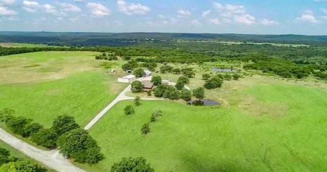 1702 Glidewell Road, Mineral Wells, TX 76067 (MLS #14635013) :: The Chad Smith Team