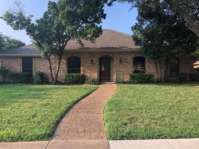 1516 Callaway Drive, Plano, TX 75075 (MLS #14635098) :: Real Estate By Design