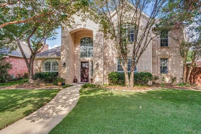 201 Ledgenest Drive, Mckinney, TX 75072 (MLS #14635113) :: Real Estate By Design