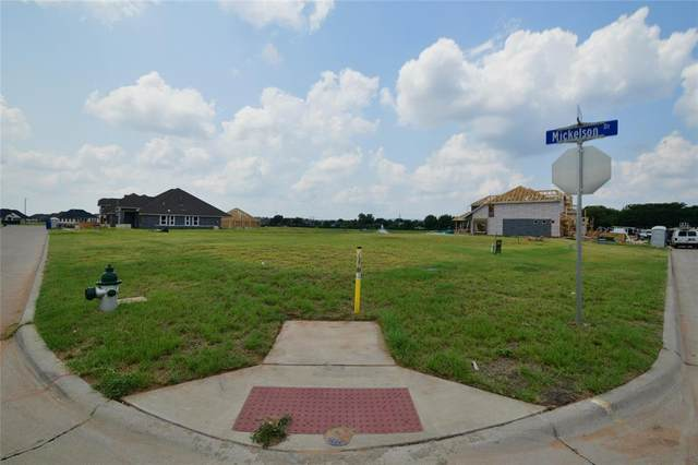 1049 Mickelson Drive, Granbury, TX 76048 (MLS #14635269) :: Team Hodnett