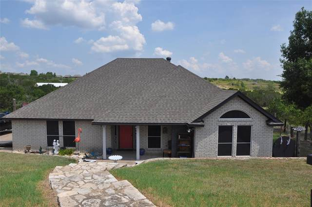 105 Arapaho Court, Glen Rose, TX 76043 (MLS #14635334) :: 1st Choice Realty