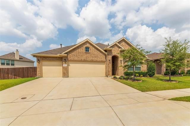 15713 Oak Pointe Drive, Fort Worth, TX 76177 (MLS #14635508) :: The Mauelshagen Group