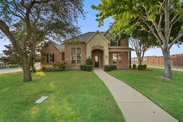 105 Southampton Drive, Rockwall, TX 75032 (MLS #14635670) :: Real Estate By Design