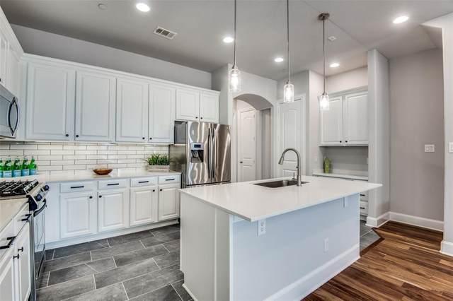 663 Senda #49, Irving, TX 75039 (MLS #14635857) :: Real Estate By Design