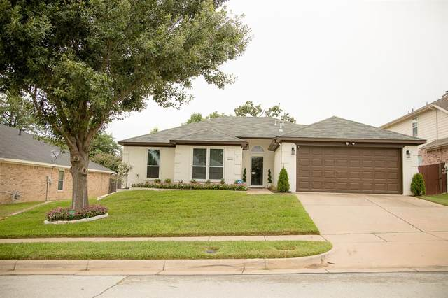 4809 Bayberry Drive, Arlington, TX 76017 (MLS #14635899) :: Real Estate By Design
