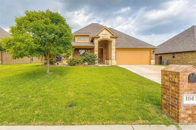 104 Whitetail Drive, Willow Park, TX 76008 (MLS #14635901) :: The Chad Smith Team