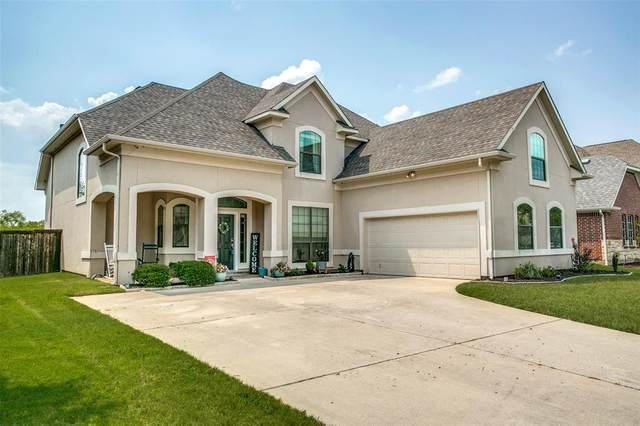 5508 Thistle Hill, Denton, TX 76210 (MLS #14636149) :: The Chad Smith Team