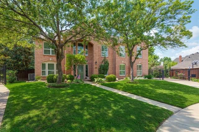 2812 Rosecliff Terrace, Grapevine, TX 76051 (MLS #14636254) :: Maegan Brest | Keller Williams Realty