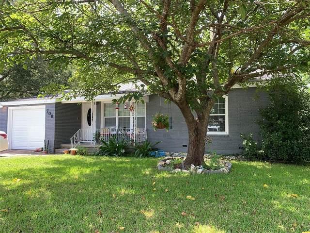 708 E Beth Street, Whitney, TX 76692 (MLS #14636303) :: The Mauelshagen Group