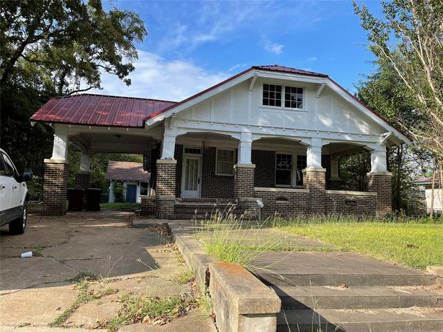 806 Main Street W, Mount Vernon, TX 75457 (MLS #14636323) :: Real Estate By Design