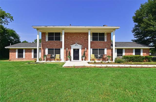 508 Bradshaw Street, Terrell, TX 75160 (MLS #14636444) :: United Real Estate
