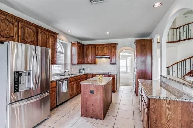 9729 Saltbrush Street, Fort Worth, TX 76177 (MLS #14636447) :: The Hornburg Real Estate Group