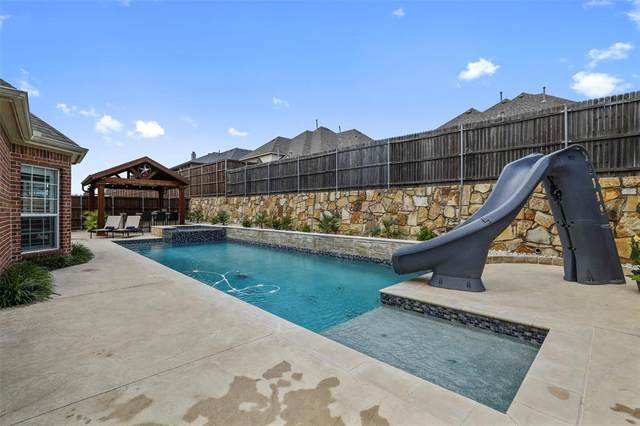 820 Twin Buttes Drive, Prosper, TX 75078 (MLS #14636486) :: The Hornburg Real Estate Group