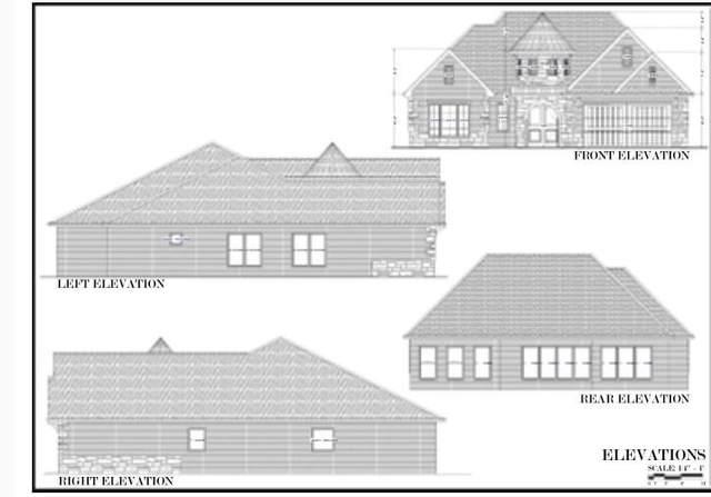 1374 Seaborn Road, Ponder, TX 76259 (MLS #14636606) :: Real Estate By Design