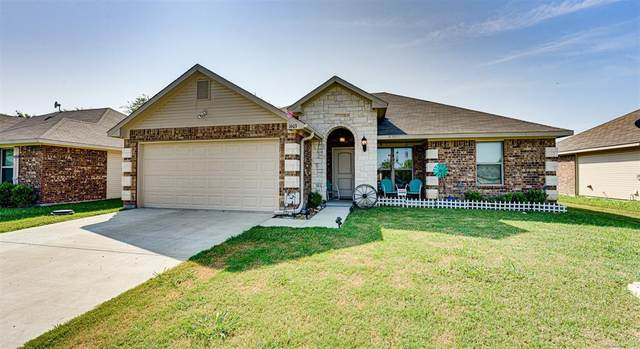 1603 Melody Circle, Kaufman, TX 75142 (MLS #14636698) :: Real Estate By Design