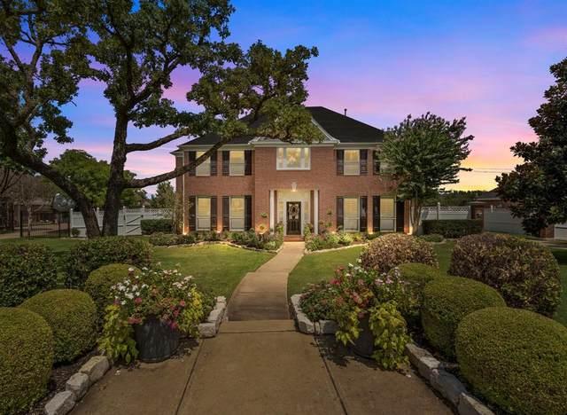 685 Oak Hill Drive, Southlake, TX 76092 (MLS #14636853) :: The Mitchell Group