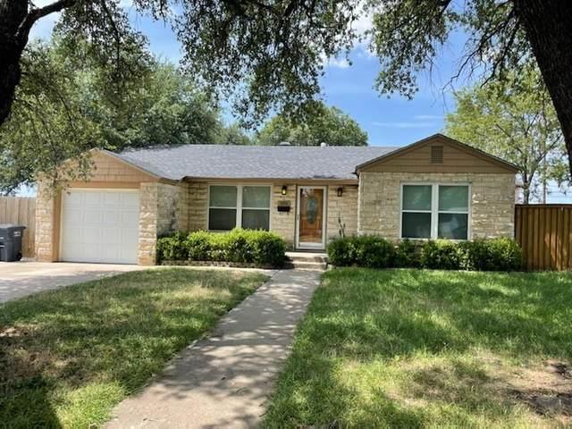 3924 Desert Ridge Drive, Fort Worth, TX 76116 (MLS #14636864) :: Real Estate By Design