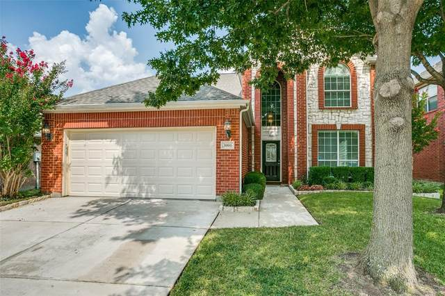 3006 Honey Locust Drive, Euless, TX 76039 (MLS #14636867) :: Real Estate By Design