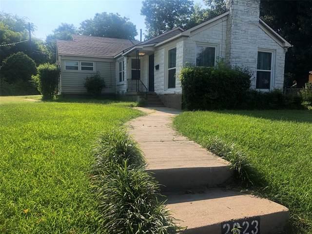 2623 Crest Avenue, Dallas, TX 75216 (MLS #14636874) :: EXIT Realty Elite