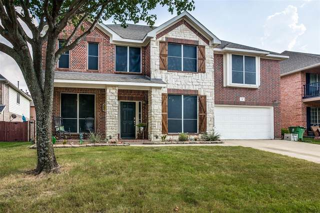 4 Whispering Bend Court, Mansfield, TX 76063 (MLS #14636886) :: The Chad Smith Team