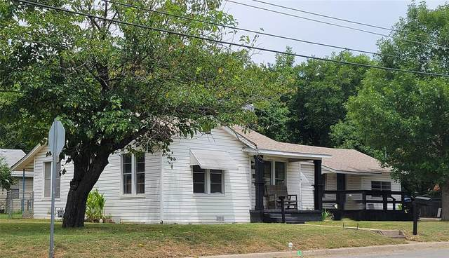 201 E 4th Street, Weatherford, TX 76086 (MLS #14637184) :: Robbins Real Estate Group