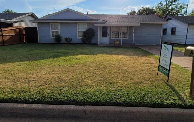 226 N Bowie Drive, Abilene, TX 79603 (MLS #14637287) :: The Chad Smith Team