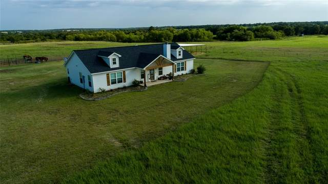 4018 County Road 2690, Alvord, TX 76225 (MLS #14637288) :: The Chad Smith Team