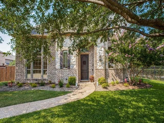 900 Wyndham Way, Allen, TX 75013 (MLS #14637344) :: Real Estate By Design