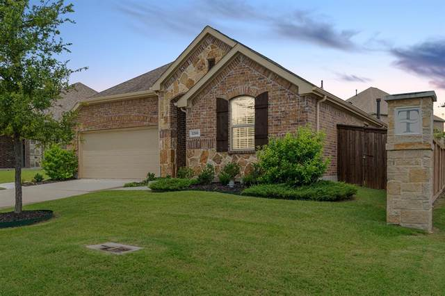 1200 Caney Creek Lane, Mckinney, TX 75071 (MLS #14637441) :: The Mauelshagen Group
