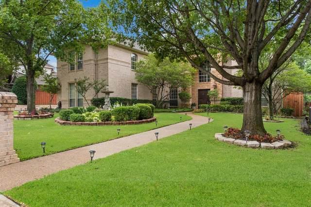 2106 Bay Club Drive, Arlington, TX 76013 (MLS #14637509) :: Real Estate By Design