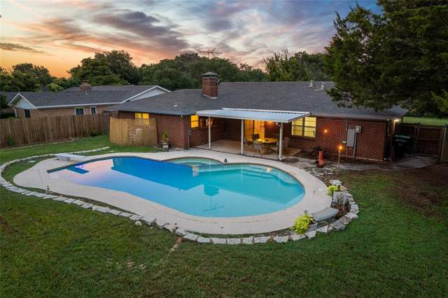 6012 Wisen Avenue, Fort Worth, TX 76133 (MLS #14637672) :: Real Estate By Design
