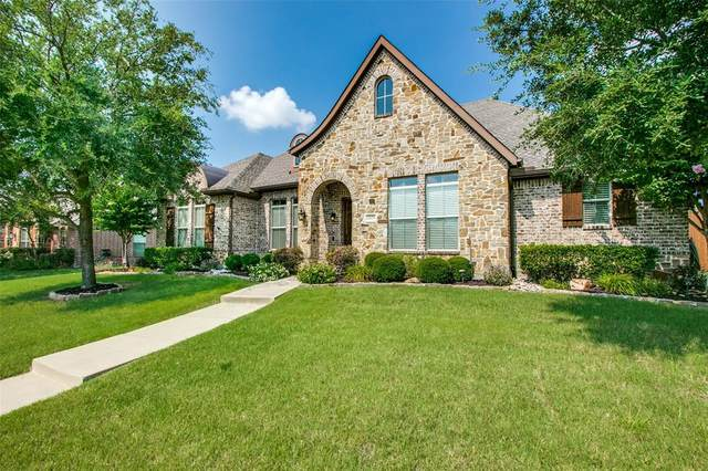 12179 Bryant Drive, Frisco, TX 75033 (MLS #14637708) :: Real Estate By Design