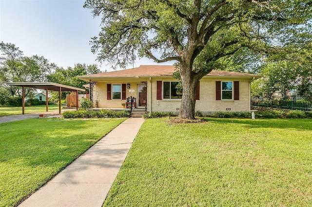 1111 Elmira Street, Weatherford, TX 76086 (MLS #14637849) :: The Good Home Team