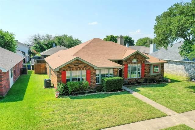 4193 Fryer Street, The Colony, TX 75057 (MLS #14638031) :: Lisa Birdsong Group   Compass