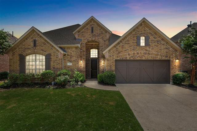 13829 Pomegranate Drive, Frisco, TX 75035 (MLS #14638087) :: The Chad Smith Team