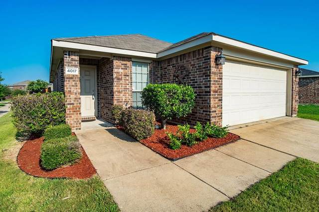 4017 Golden Rod Drive, Heartland, TX 75126 (MLS #14638088) :: Real Estate By Design