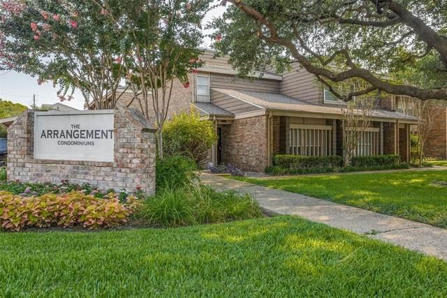 5142 Amesbury Drive #117, Dallas, TX 75206 (MLS #14638127) :: Real Estate By Design
