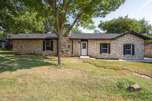 605 E Hundley Drive, Lake Dallas, TX 75065 (MLS #14638180) :: Real Estate By Design