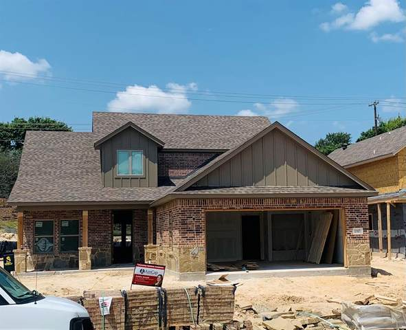 1317 Thistle Hill, Weatherford, TX 76087 (MLS #14638579) :: All Cities USA Realty