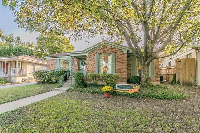 2549 Walsh Court, Fort Worth, TX 76109 (MLS #14638582) :: Trinity Premier Properties
