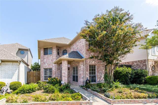 6027 Longley Court, Dallas, TX 75252 (MLS #14638996) :: Real Estate By Design