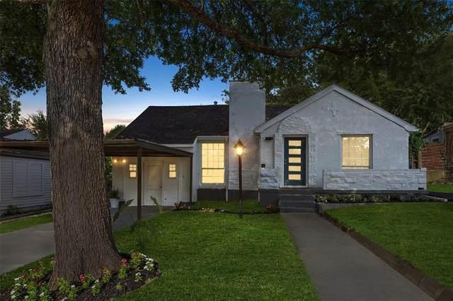 1412 Arborvitae Avenue, Dallas, TX 75224 (MLS #14639014) :: Frankie Arthur Real Estate