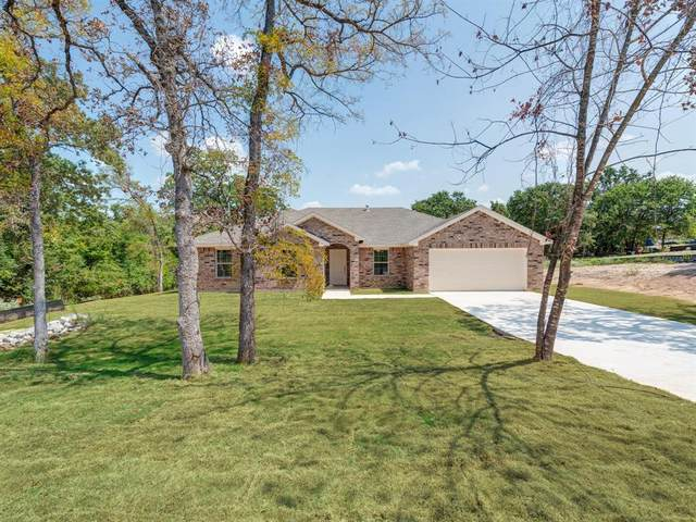226 County Road 4869, Azle, TX 76020 (MLS #14639083) :: The Good Home Team
