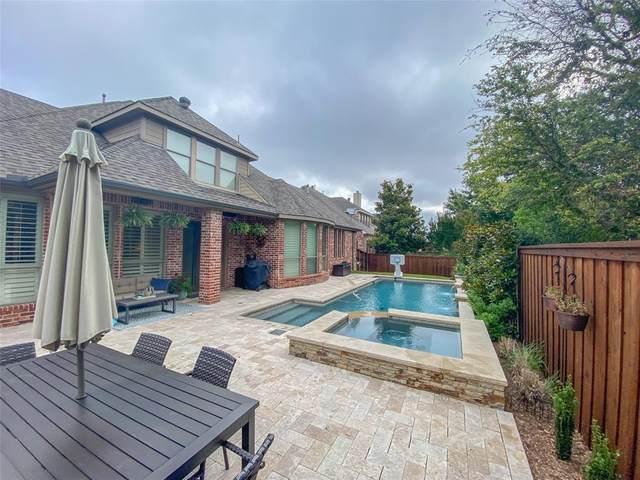7901 Butternut Lane, Mckinney, TX 75072 (MLS #14639097) :: Wood Real Estate Group