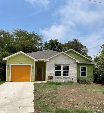 1711 Marfa Avenue, Dallas, TX 75216 (MLS #14639184) :: Wood Real Estate Group