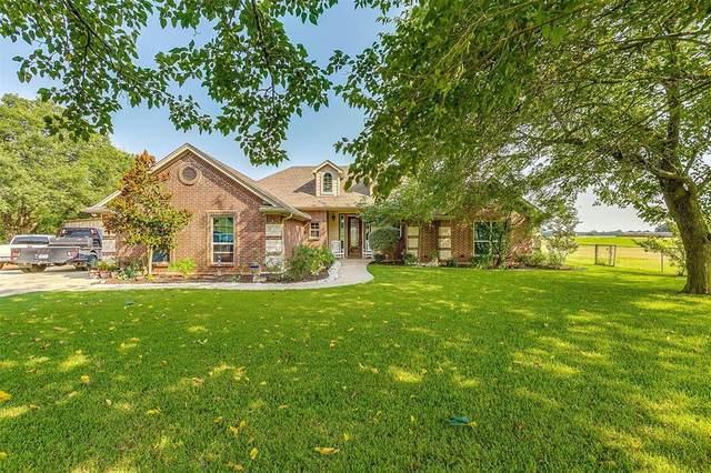 10001 County Road 519, Burleson, TX 76028 (MLS #14639267) :: Premier Properties Group of Keller Williams Realty